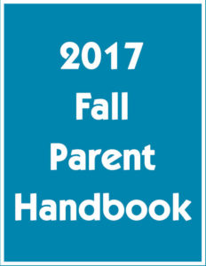 2017 Fall Parent Handbook
