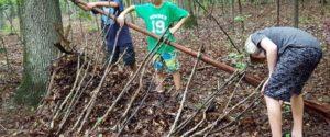 Last Week in Young Survivalist Camp (Orange)