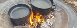 Campfire Cooking Photo Gallery 12/19/16-12/21/16