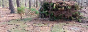 Wild Huts Photo Gallery ( 3/27/17-3/31/17)