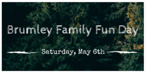 2nd Annual Brumley Family Fun Day