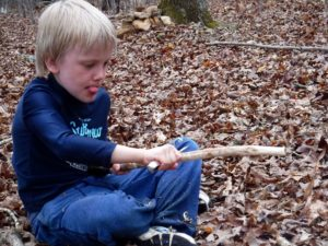 Whittling & Woodcraft (3/27/17-3/31/17)